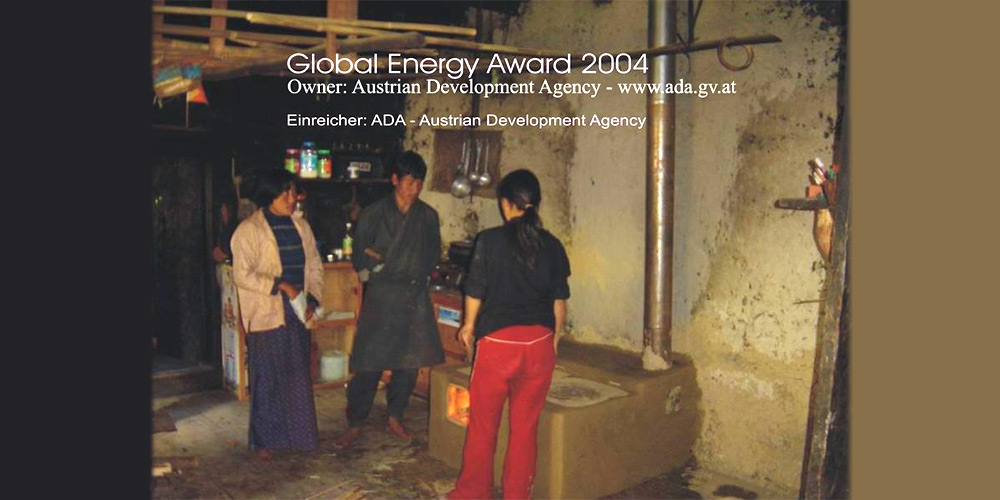 Global energy award 2004