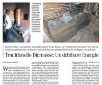 Bericht Holzöfen DIE FURCHE 8.6.2017
